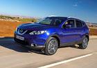 Nissan Qashqai: Nové 1.6 DIG-T má 120 kW, stojí od 462.000 Kč