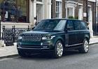 Range Rover Holland & Holland jako vrchol luxusu