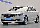 Geely Emgrand GC9: Elegantní čínský sedan zpera bývalého šéfdesignéra Volvo
