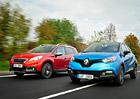 Srovnání: Peugeot 2008 vs. Renault Captur