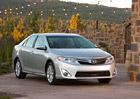 Toyota svolává po celém světě ke kontrole 362.000 vozů, nejvíce Camry