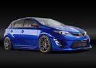 Scion iM Concept aneb Toyota Auris pro Los Angeles