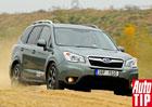 Subaru Forester: Postupné zrání