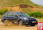 Subaru Outback: Na vrcholu sil