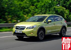 Subaru XV: Od každého to nejlepší