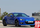 Subaru BRZ: Koncentrovaná zábava