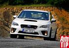 Subaru WRX STI: Na dohled dokonalosti
