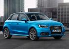 Audi A1: Modernizace znamená příchod tříválců 1.0 TFSI a 1.4 TDI