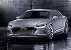 Audi Prologue: Koncept luxusního kupé ukazuje designérskou budoucnost značky