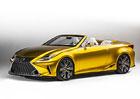Lexus LF-C2 Concept: Kupé RC přijde o střechu