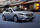 Mazda: CX-5 a 6 dostaly upravený vzhled