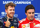 Sebastian Vettel odchází od Red Bullu k Ferrari. Nahradí Fernanda Alonsa.