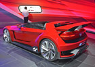 Volkswagen op�t uk�zal GTI Roadster. Znamen� to n�co?