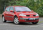 Ojet� Renault M�gane II: Soust�e�te se na benzin