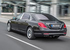 Luxusní Maybachy se nebudou nabízet ve verzi AMG