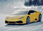 Video: Lamborghini Winter Academia – Zadriftujte si třeba s Huracánem