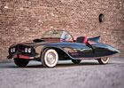 Původní Batmobile jde do aukce. Za 2 miliony korun