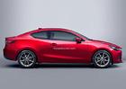 Mazda 2 MPS Sedan aMazda 2 Coupe: Jejich možná podoba