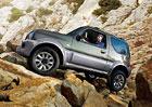 Suzuki Jimny: Nová generace se terénu nevzdá