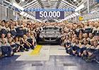 Maserati slaví 50.000 vyrobených aut v továrně Grugliasco