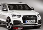 Nové Audi Q7 přijede jako plug-in hybrid, s turbodieselem