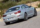 P��t� generace BMW 6: Men��, leh��, sportovn�j��