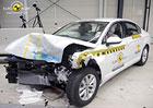 Euro NCAP 2014: Ford Mondeo i VW Passat mají pět hvězd