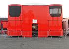 Ferrari F1 prodává deset let starý motorhome za 55 milionů korun