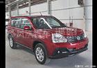 Dongfeng MX6: Předchozí Nissan X-Trail žije dál