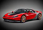 Ferrari Sergio: Sériový vůz na prvních snímcích, nezbyl už ani jeden