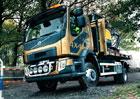 Volvo Trucks uvádí model FL s pohonem 4x4