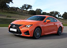 Lexus RC F: První jízdní dojmy