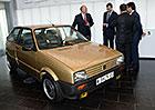 Seat zrestauroval první auto španělského krále Felipeho VI, Ibizu z roku 1986