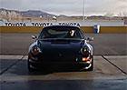 Porsche 911 Jacka Olsena: Čím dál tím rychleji (video)