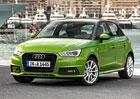 Audi A1 Sportback: Tříválec 1.0 TFSI stojí 438.900 Kč