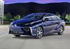 Toyota Mirai: V Japonsku i USA za 1,26 milionu korun