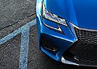 Lexus GS F: Japonská M5 na prvních snímcích