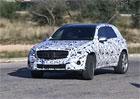 Video: Mercedes-Benz GLC zachycen při testech, neměl zadní dveře