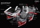 Audi Q7: Audio umí napodobit odrazy zvuků v koncertní síni (+video)