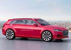 Audi TT Avant očima šikovného grafika. Líbilo by se vám?