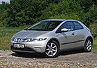 Ojet� Honda Civic VIII: Cht�jte v�hradn� 1.8 VTEC