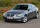 Ojeté BMW 5 E60: Spíše podprůměr