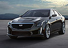 Cadillac CTS-V: Americk� svaly s maxim�lkou p�es 320 km/h