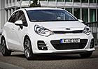 Nejprodávanějším autem v Rusku byla v listopadu 2014 Kia Rio