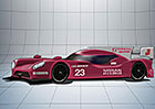 Nissan GT-R LM Nismo pro Le Mans 2015: Bude mít motor vpředu?