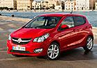 Opel Karl: Vnější design mini s bleskem očima Marka Adamse