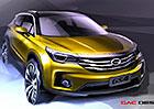 GAC GS4: Čínské SUV míří do Motor City