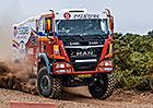 Loprais: Dakar poprvé bez tatry