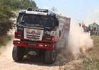 Rallye Dakar, 1. etapa: Loprais a Kolomý dojeli shodně na třetím místě