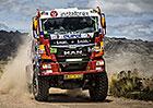 Rallye Dakar, 3. etapa: Loprais zaútočil + první smrtelná nehoda